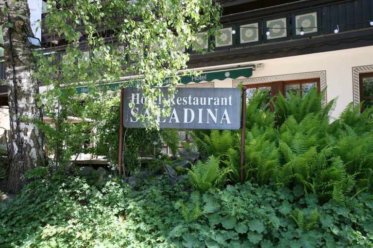 Bio-Hotel Saladina Gaschurn BMontafon