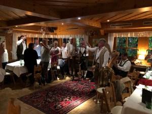 Musik im Hotel Saladina