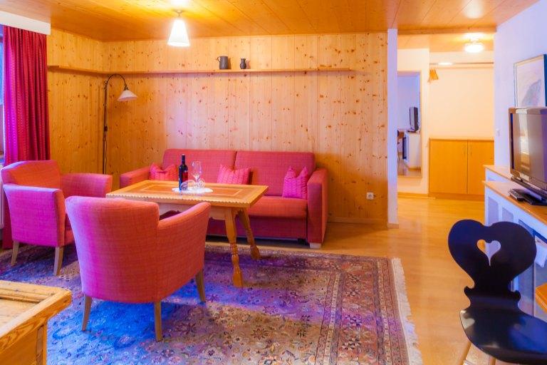 Zimmer Bio-Hotel Saladina