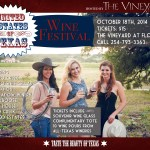The United Estates of Texas Wine Festival