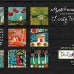 A Painted House a Day - Christy Tremblay art opening