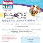 Spring Break Lego Workshop