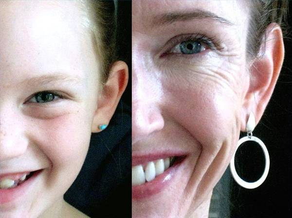 Aging Gracefully With 4 Little Steps