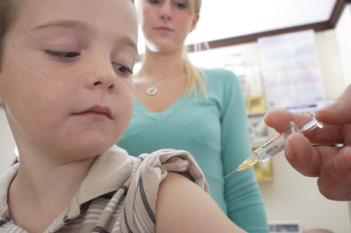 """Unlike the 1918 Spanish Flu Outbreak We Have a Vaccine   \"""" But is it   Å""""Safe  ?"""