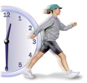 Finding The Time to Exercise