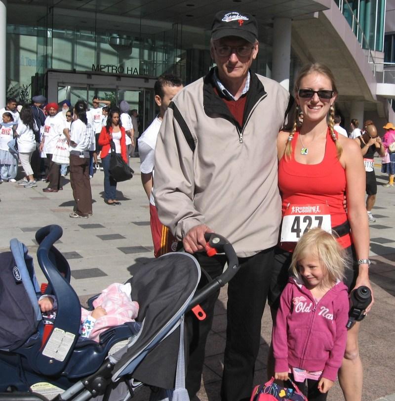 My Toronto Challenge 5k Race Recap
