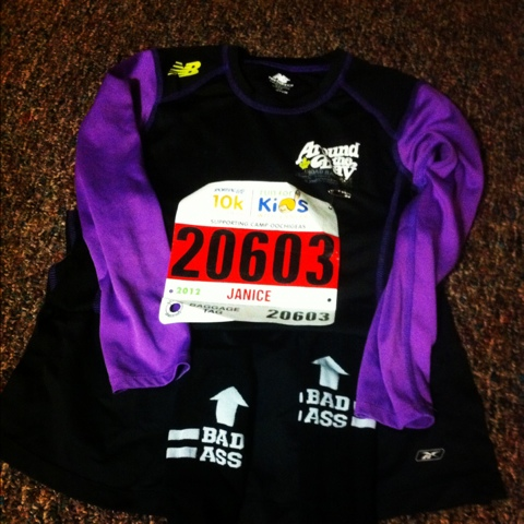 Sporting Life 10k Race Report