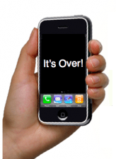 What?! I\'m not Really THAT Important?! How I Broke Up With My SmartPhone