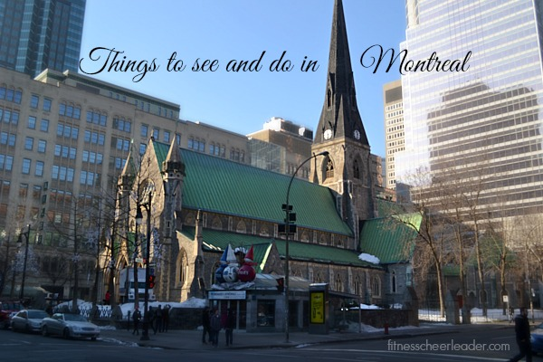 Things to see and do in Montreal