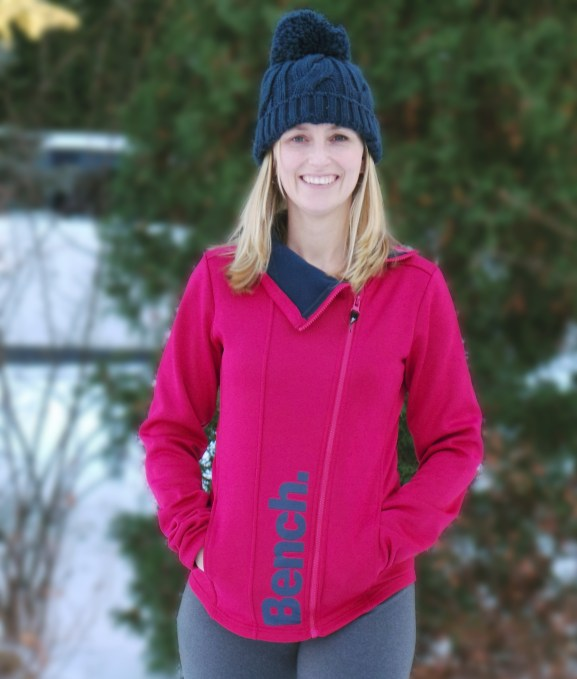 Benefits of Winter Walking and How I Stay Warm With @BenchCanada