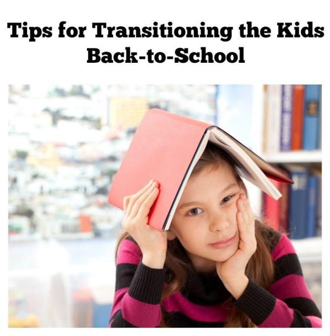 Back-to-School with Netflix + Tips for Transitioning the Kids Back-to-School