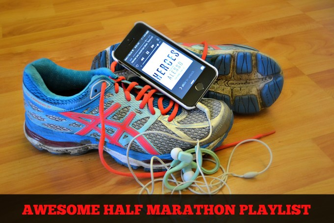 My Awesome Half Marathon Playlist