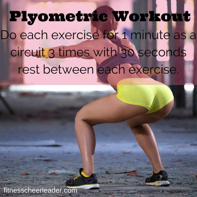 #WorkoutWednesday: Runner's Plyometric Workout