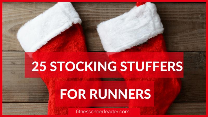 25 Stocking Stuffer Ideas for Runners