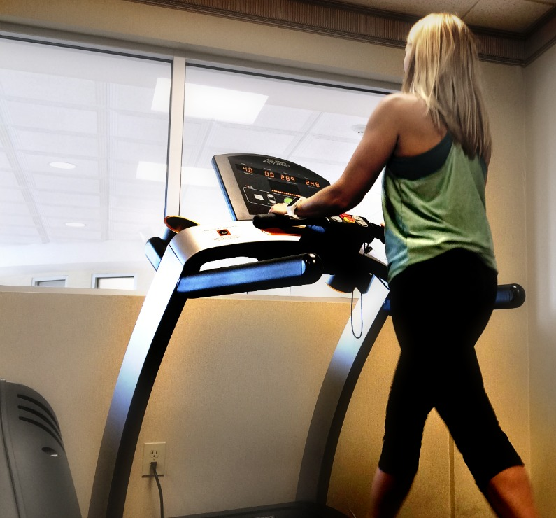 3 Awesome Treadmill Walking Workouts