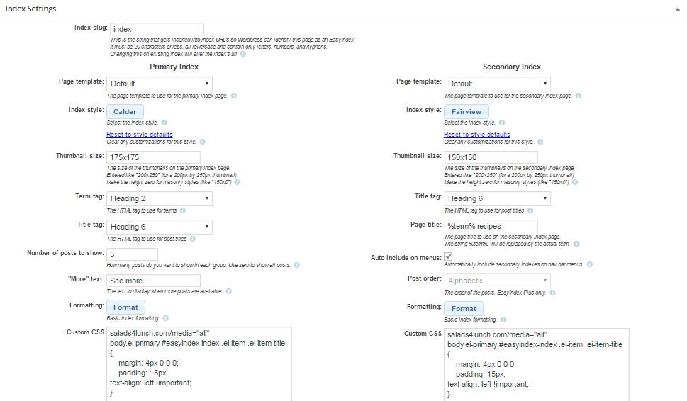 Recipe_Index_Settings