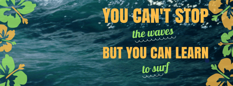 You Can't Stop the Waves + Other Thursday Thoughts