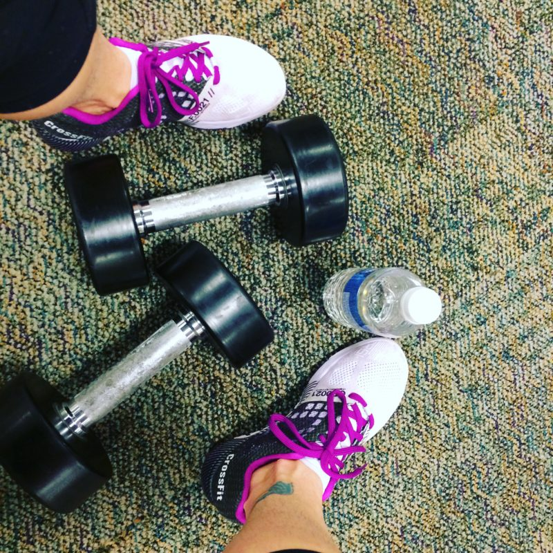 Why I don't feel guilty for missing a workout… and you shouldn't either