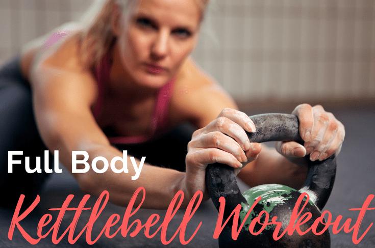 Full body Kettlebell workout + Excuses, excuses, excuses.... #MotivateMe