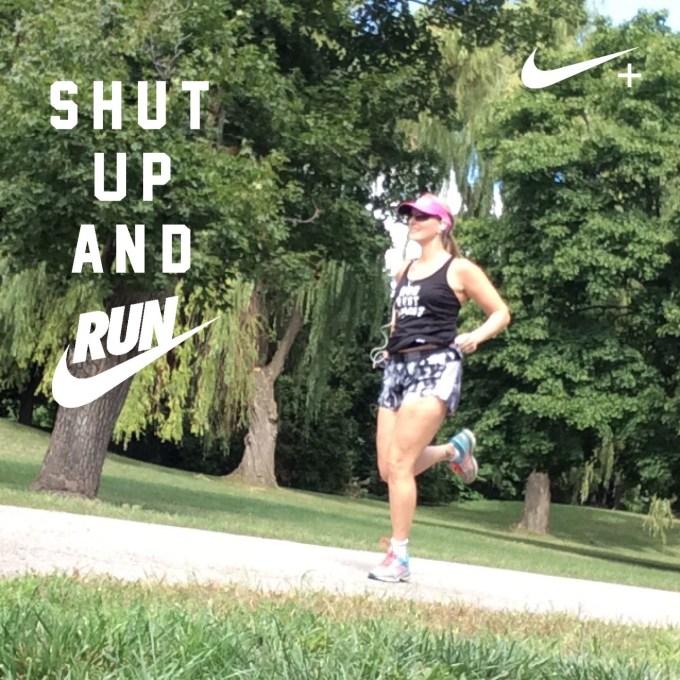 Shut up and run - a recap of my year in running