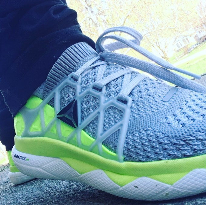 Everything you wanted to know about Reebok Floatride Run Shoes