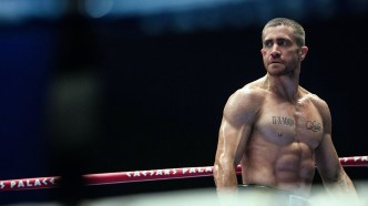 JAKE GYLLENHAAL Character(s): Billy Hope Film 'SOUTHPAW' (2015) Directed By ANTOINE FUQUA 15 June 2015 SAN53531 Allstar/THE WEINSTEIN COMPANY (USA 2015) **WARNING** This Photograph is for editorial use only and is the copyright of THE WEINSTEIN COMPANY and/or the Photographer assigned by the Film or Production Company & can only be reproduced by publications in conjunction with the promotion of the above Film. A Mandatory Credit To THE WEINSTEIN COMPANY is required. The Photographer should also be credited when known. No commercial use can be granted without written authority from the Film Company.