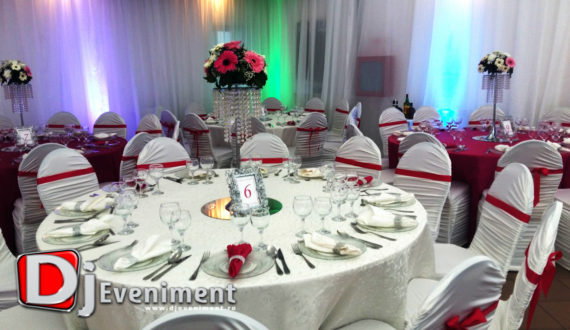 Lumini decorative nunta Lugoj Timisoara