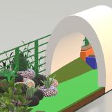 Garden- Greenhouse