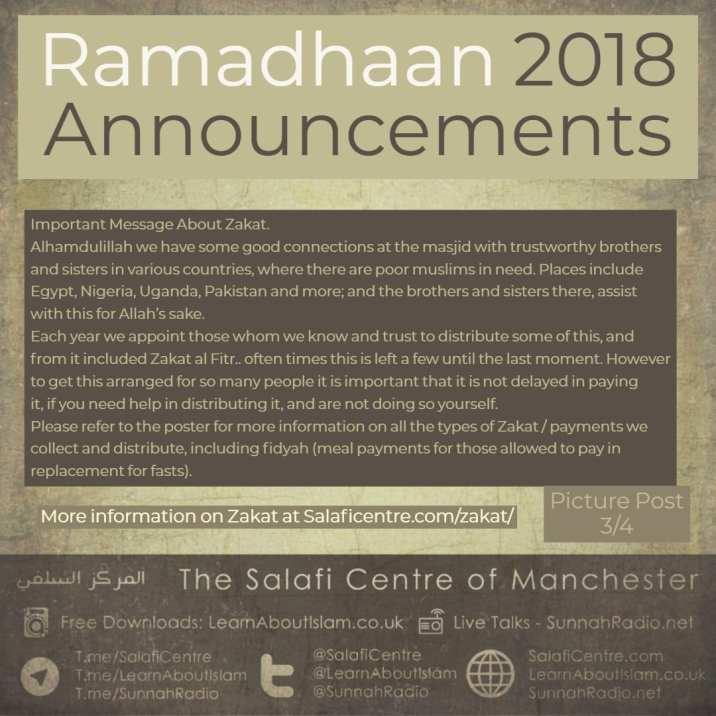 Ramadhaan 2018 (2)