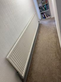 Damaged Radiators