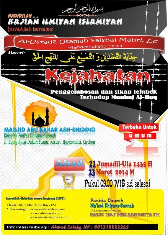 Dauroh 3 Cirebon
