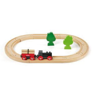Little Forest Train Set by Brio