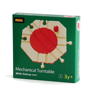 turntable by Brio
