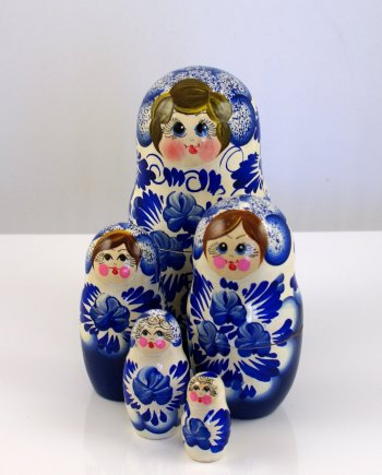 Russian Doll Set 5 pieces