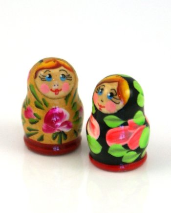 Russian Doll Thimble