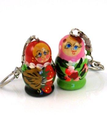 Russian Doll Keyring