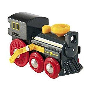 Brio old steam engine by Brio