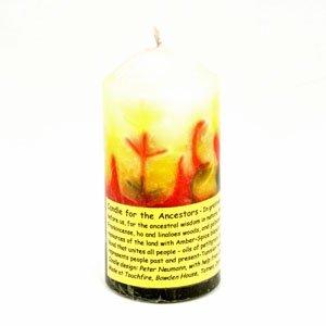 Ancestors Pillar Candle