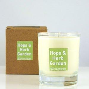 Hops Herb Garden