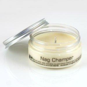 Heaven Scent Organic Travel Candle - Nag Champer scent