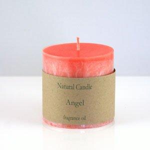 Angel Pillar Candle