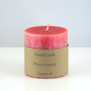 Provocateur Pillar Candle
