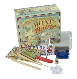 Boat in a Bottle Kit by Authentic Models