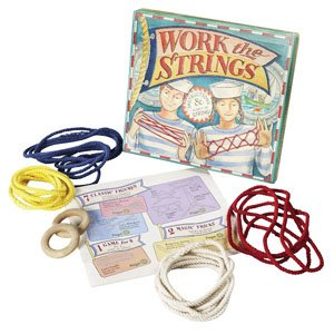Work the Strings by Authentic Models