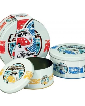 Official VW Set of Tins