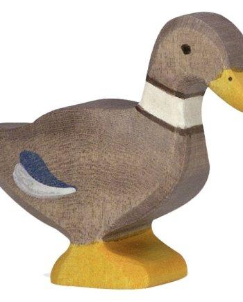 Holztiger Duck