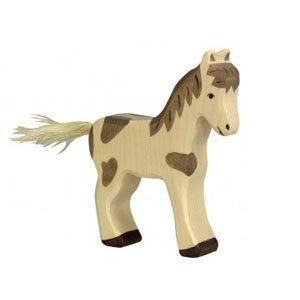 Holztiger Foal Dappled