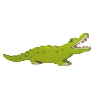 Holztiger Crocodile