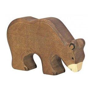 Holztiger Bear Feeding