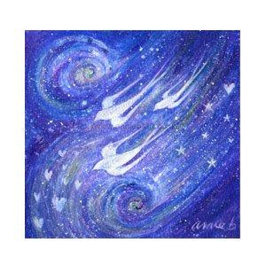 Peace on Earth Card by Annie B
